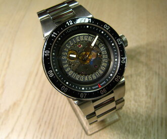 ORIS Williams F1 Team automatic skeleton