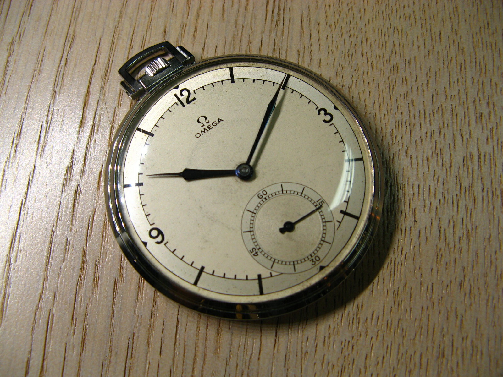 OMEGA pocket watch hand-wound