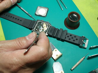 Digital watch battery replacement (we please at least 3 requests)