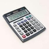 【送料無料】CASIO デスク型電卓 検算タイプ12桁(DS-2TS)【事務用品/オフィス用品】