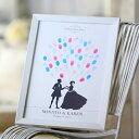 ウェディングツリー ゲストブック 結婚証明書 ウェルカムボード ウェディングバルーンリリース for princess (フォープリンセス)