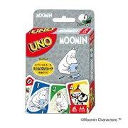【ポイント4倍】【クーポンあり】ウノ ムーミン 13803 かわいいムーミンのデザインのウノ!