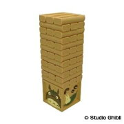 【ポイント4倍】【クーポンあり】となりのトトロ トトロの手作りバランスログゲーム 14649 ハラハラ、ドキドキのバランスゲーム!