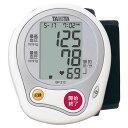 【クーポンあり】【送料無料】TANITA タニタ BP-212 手首式血圧計 ホワイト BP-212-WH 手軽にはじめる手首式血圧計。
