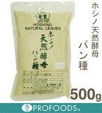 【クール便発送商品】《ホシノ天然酵母》ホシノ天然酵母(パン種)【500g】