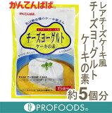 《かんてんぱぱ》チーズヨーグルトケーキの素【105g】