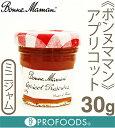 《ボンヌママン》ミニジャム・アプリコット【30g】