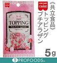 《ホームメイドケーキ》トッピング プチアラザン【5g】