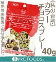 《私の台所》カラーチョコスプレー【40g】