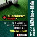 パターマット工房 90cm×5m SUPERBENT&EXPERT 2枚組 (距離感マスターカップ・ま