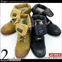 【送料無料】アビレックス【AVIREX U.S.A.】AV3400 SCORPION HI キャンバスブーツ《全2色》お兄系 アメカジ ストリート プレッピー アウトドア OUTDOOR メンズ レザー ブーツ 革 靴 シューズ【SHS】