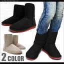 2WAYスエード ムートンブーツ《全3色》メンズムートンブーツ ショートブーツ ロングブーツ スエード 靴 ベージュ ブラウン ブラック レディースブーツ 好きに ムートンブーツ mouton BOOTS