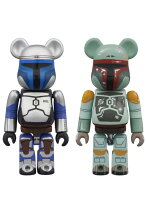 BE@RBRICKSTARWARS(TM)2PACKJANGOFETT(TM)&BOBAFETT(TM)��2013ǯ9��ȯ��ͽ�꾦�ʡ�