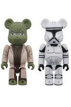 BE@RBRICKSTARWARS(TM)2PACKYODA(EP2)&CLONETROOPER(TM)(EP2)��2013ǯ9��ȯ��ͽ�꾦�ʡ�