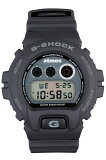 G-SHOCK BE@RBRICK x atmos DW-6900