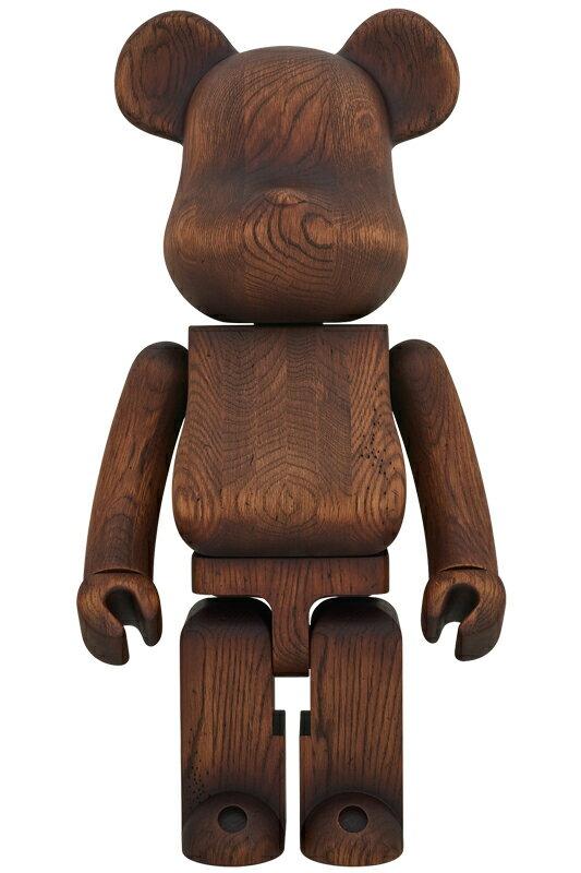 BE@RBRICK カリモク Antique Furniture Model 1000%《2018年9月下旬以降発送予定》