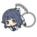 【ネコポス/DM便対応】コスパ BanG Dream!(バンドリ!) 牛込りみ つままれキーホルダー