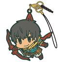 【ネコポス/DM便対応】コスパ Fate/Grand Order アーチャー:アーラシュ つままれストラップ【5月発売予定 予約商品】