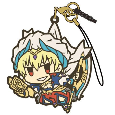 【ネコポス/DM便対応】コスパ Fate/Grand Order キャスター:ギルガメッシュ つままれストラップ