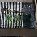 【2点までネコポス可】ジョージ・ジェンセン・ダマスク ティータオル 50×80cm ABILD ディープブルー / GEORG JENSEN DAMASK