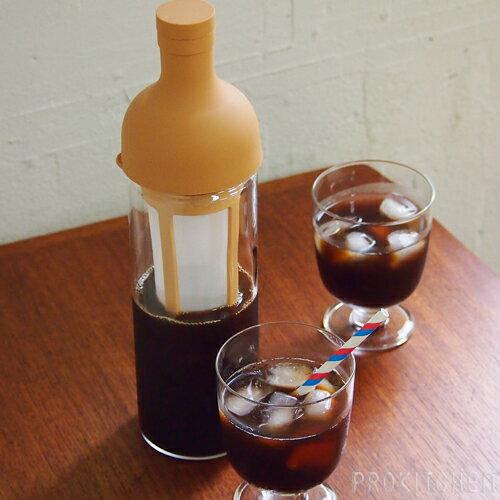 ハリオ フィルターインコーヒーボトル モカ / HARIO