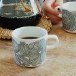 マリメッコ コーヒーカップ 200ml クルイェンポルヴィ グレー / marimekko Kurjenpolvi 【楽ギフ_包装選択】
