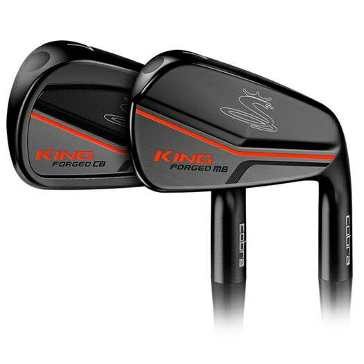 Cobra Golf King Pro Combo Set Black Iron コブラ キング プロ コンボセット ブラックアイアン 8本セット カスタムシャフト対応モデル 限定モデル!【メーカーカスタム対応モデル!】