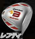 2009年最新モデル!【レフティモデル】 TaylorMade Burner Driver バーナー ドライバー(SuperFast RE*AX 49)