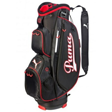 Puma Golf Superlite Cart Golf Bag プーマ ゴルフ スーパーライト カート ゴルフ バッグ