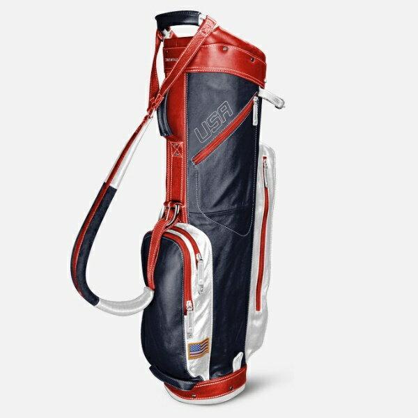 Sun Mountain Leather Cart Bag サン マウンテン レザー カート バッグ 2016年 Sun Mountain Leather Cart Bag!細い