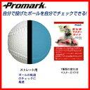 あす楽 PROMARK・プロマーク 回転チェックボール A号球(野球 軟式 ボール 球 運動用品 スポーツ用品 ストレート)