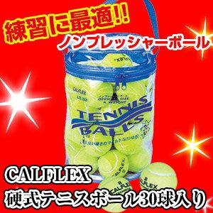 小牛雷克斯 CALFLEX 網球網球球 30 球 30 磅 (網球球用品玩具體育設備玩具球網球球網球壘球網球) 02P01Oct16