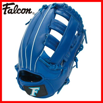 Preserved ball with heavy gloves! Falcon General softball glove for glove 2P13oct13_b