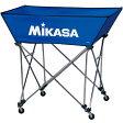 ミカサ 【MIKASA】 舟形ボールカゴ (フレーム・幕体・キャリーケース3点セット) BC-SP-WL-BL 02P09Jul16