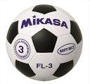 ミカサ 【MIKASA】 ジュニアサッカーボール 3号 FL3-WBK 02P03Dec16