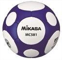 ミカサ 【MIKASA】 サッカーボール 検定球5号 MC-581-WB 02P03Dec16