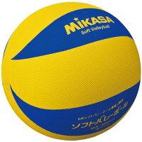 ミカサ 【MIKASA】 カラーソフトバレーボール MS-M64H 02P03Dec16の画像