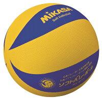 ミカサ 【MIKASA】 カラーソフトバレーボール MS-M78YBL 02P03Dec16の画像