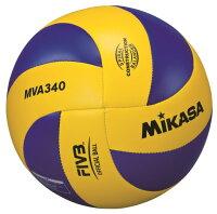 ミカサ 【MIKASA】 バレーボール レジャー用5号 MVA340の画像
