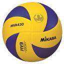 排球 - ミカサ 【MIKASA】 バレーボール 練習球4号 MVA430 02P03Dec16