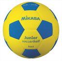 ミカサ 【MIKASA】 スマイルサッカー軽量3号 SF3J-YBL 02P03Dec16
