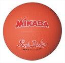 ミカサ 【MIKASA】 ソフトドッジボール 2号 STD-2R-O 02P03Dec16