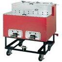 新品 税込 送料込 アサヒサンレッド ガス式 石焼いも いもランド機 AY-1500 LPガス仕様 (プロパン) / 焼き芋 焼芋 やきいも 焼いも器