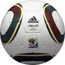 【4号球】adidas(アディダス) 2010 FIFA ワールドカップ 南アフリカ大会 公式試合球レプリカ ジャブラニ ルシアーダ AS423LU [サッカーボール・4号]