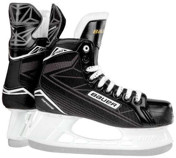 BAUER(バウアー) SUPREME S140 SR (S 140シニア) アイスホッケースケート靴(UP_SK)