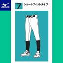 【7】mizuno(ミズノ) 野球 練習用ユニフォーム ショートフィットパンツ (スペアパンツ)  練習着 ズボン gachi ガチパンツ mizuno-12JD6F6701 (TR)