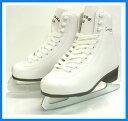 【初回研磨無料】Iceland Go(アイスランドゴー) フィギュアスケート靴 FIGURE SKATES ) ホワイト(白)(ザイラス社製)GF-700(UP_SK)