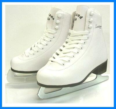 【初回研磨無料】IcelandGo(アイスランドゴー)フィギュアスケート靴FIGURESKATES)ホワイト(白)(ザイラス)GF-700(UP_SK)