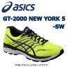 asics(アシックス) GT-2000 NEW YORK 5-SW (GT-2000 ニューヨーク 5 SW) ランニングシューズ (0790) TJG947