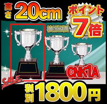 優勝カップ20cm(CNK1A:樹脂製)表彰/パーティー・イベント用品/トロフィー・カップ文字代無料